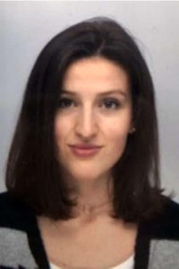 Anna Milena Straßburg, cand. med. (Münster)