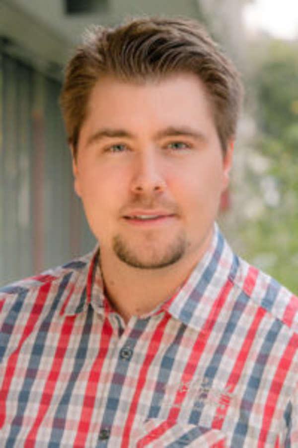 Dr. Andreas Forstner,  Postdoktorand