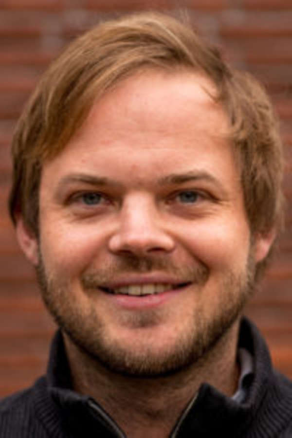 Dr. Fabian Streit, Postdoktorand