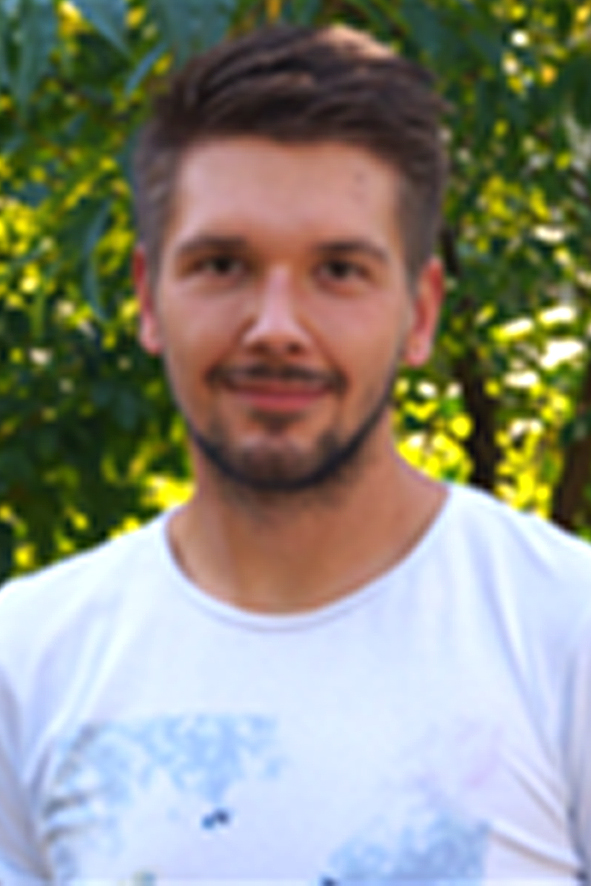 Dr. rer. nat. Adrian Wroblewski, Postdoctoral Fellow (Marburg)